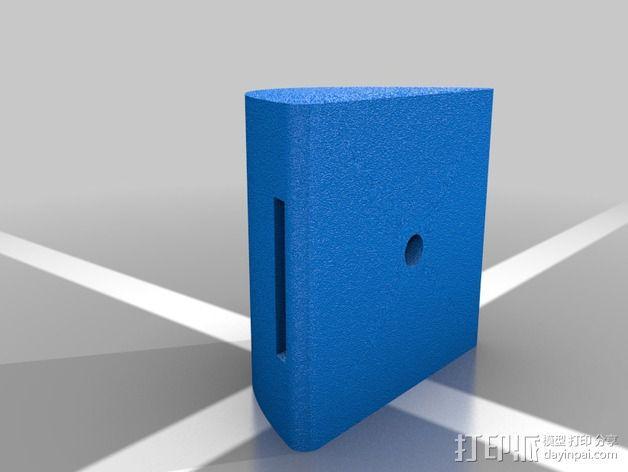 可调凸轮 3D模型  图3