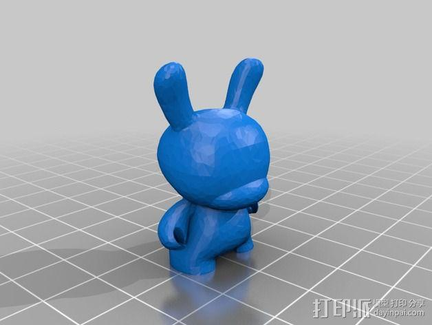 Dunny阀盖 3D模型  图2