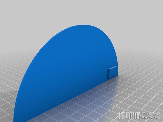 驾驶舱仪表板 3D模型  图4