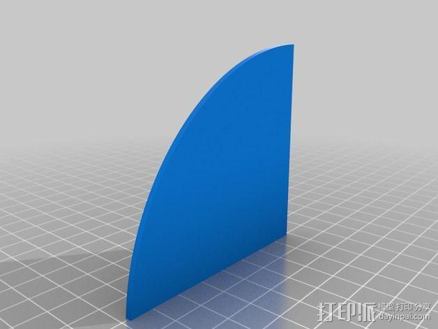 驾驶舱仪表板 3D模型  图3
