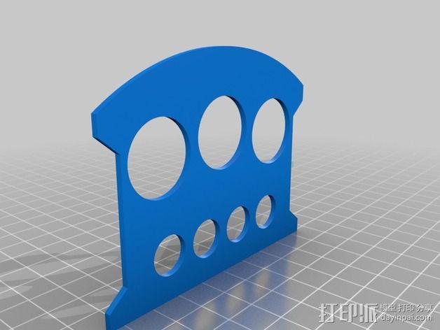 驾驶舱仪表板 3D模型  图8