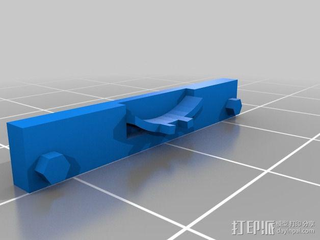 驾驶舱仪表板 3D模型  图10