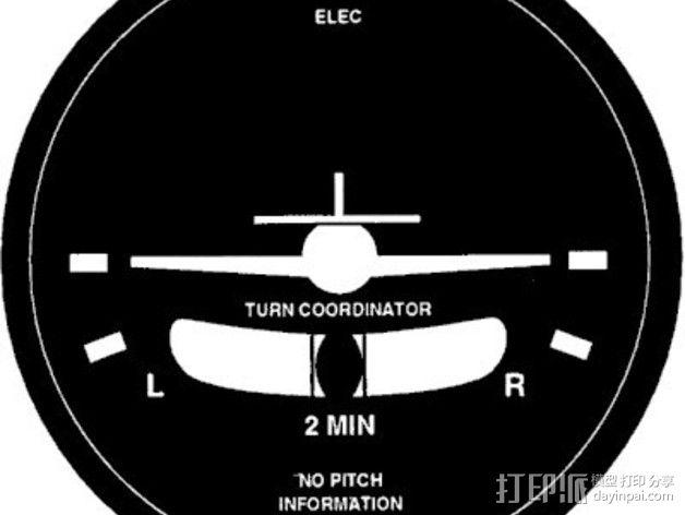 驾驶舱仪表板 3D模型  图16