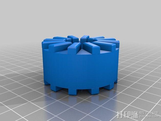风力发电机  3D模型  图6