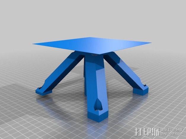 风力发电机  3D模型  图9