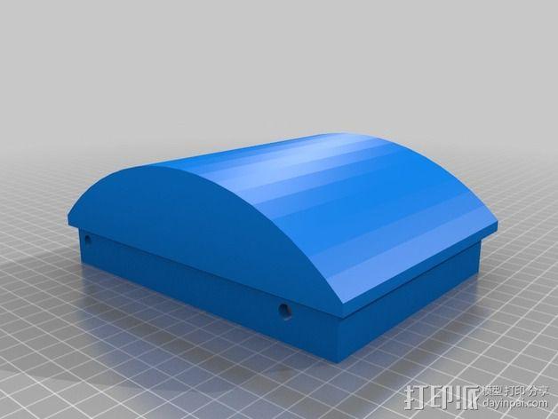 风力发电机  3D模型  图16