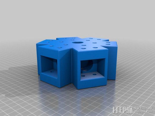 风力发电机  3D模型  图17