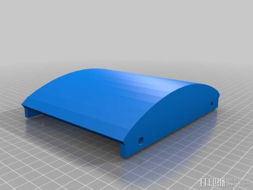 风力发电机  3D模型  图18