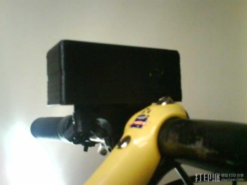 自行车车灯 3D模型  图3