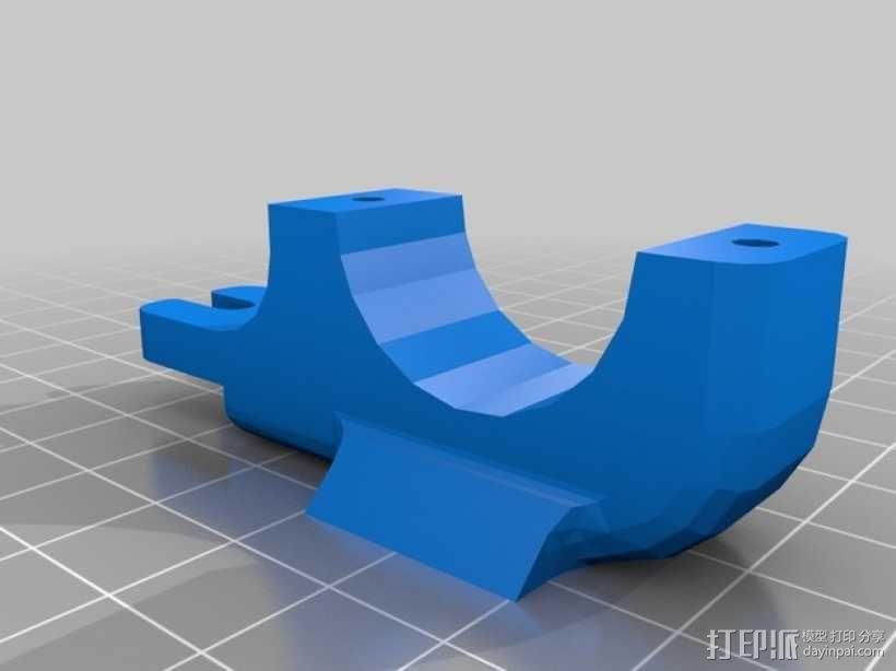 自行车车灯 3D模型  图7