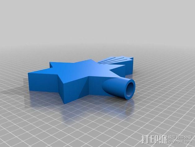 夜间照明灯 3D模型  图7