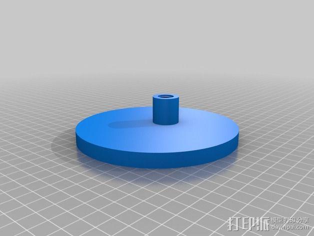 夜间照明灯 3D模型  图18