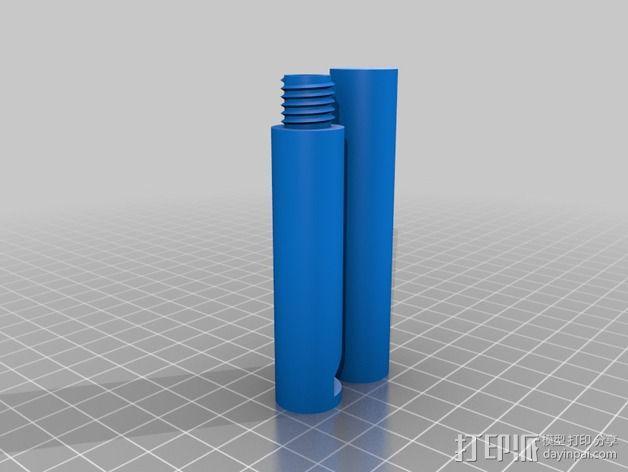 夜间照明灯 3D模型  图19