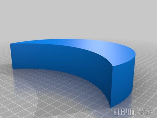 夜间照明灯 3D模型  图21
