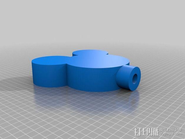 夜间照明灯 3D模型  图20