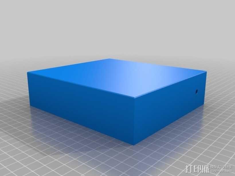 迷你树莓派打印机 3D模型  图5