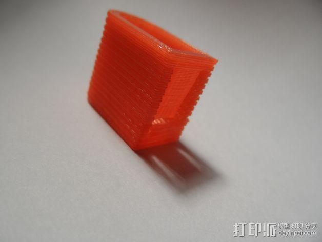 EC5连接头 帽盖 3D模型  图5