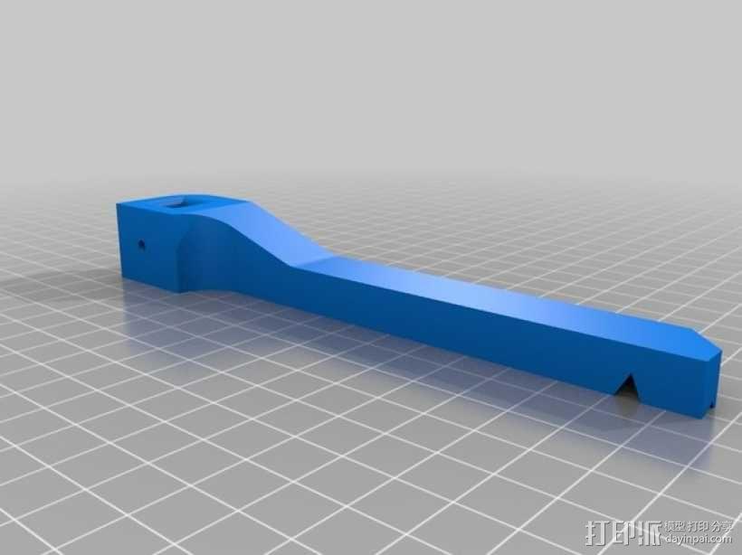 PCB虎钳 3D模型  图3