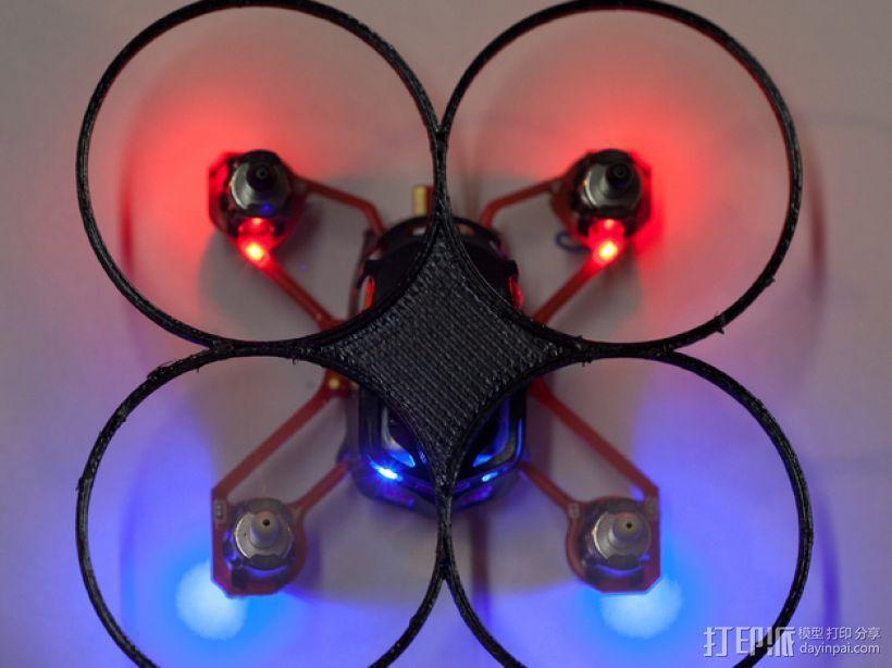 螺旋桨保护罩 3D模型  图8