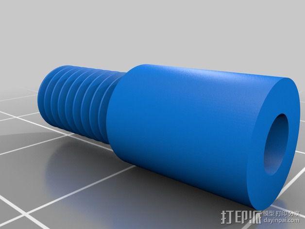 螺旋桨平衡装置 3D模型  图3