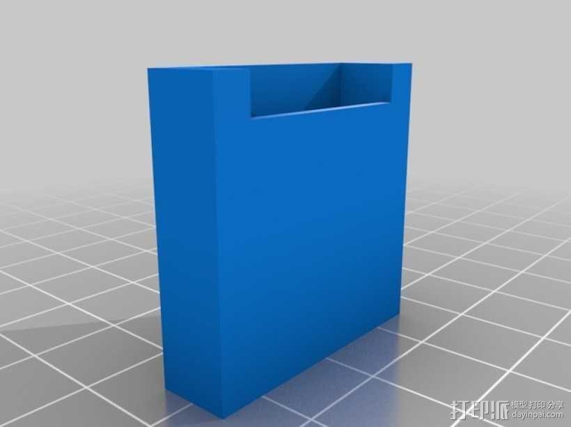 Adafruit BMP085外壳 3D模型  图2