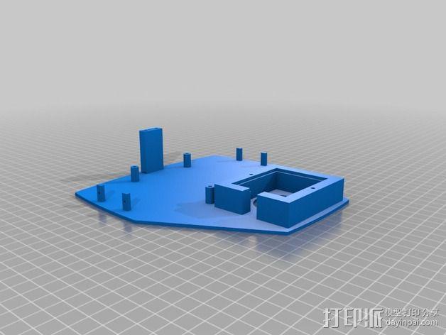 SFRNEC机器人 3D模型  图4