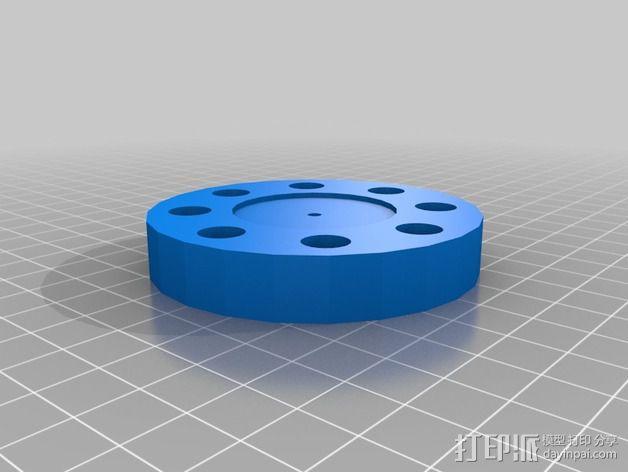 SFRNEC机器人 3D模型  图6