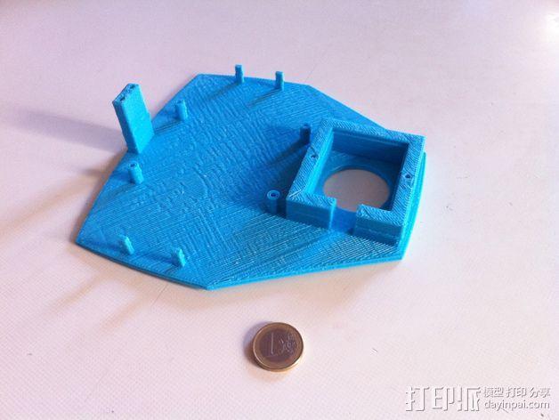 SFRNEC机器人 3D模型  图5