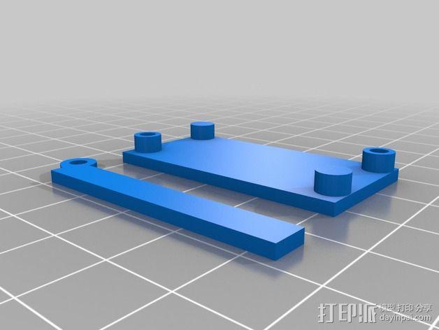SFRNEC机器人 3D模型  图8