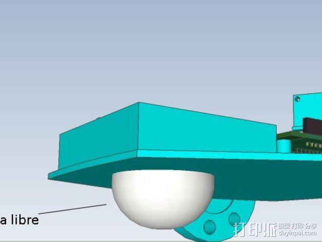 SFRNEC机器人 3D模型  图10