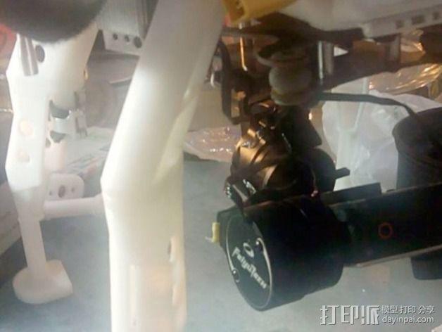 起落架延展装置 3D模型  图12