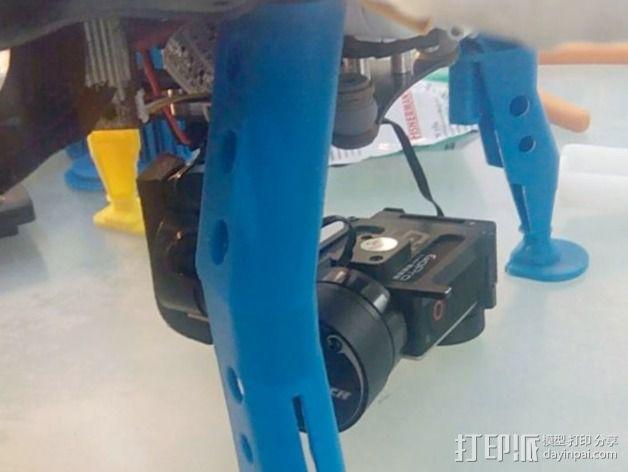起落架延展装置 3D模型  图18