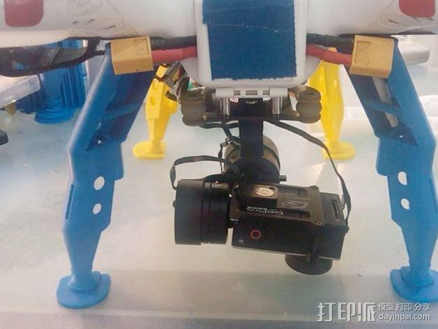 起落架延展装置 3D模型  图21