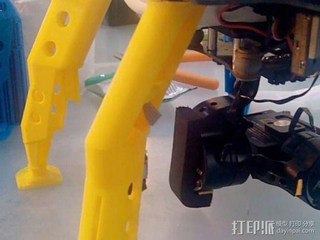 起落架延展装置 3D模型  图20
