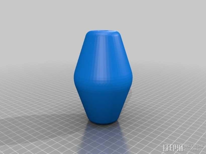 浮标 3D模型  图3