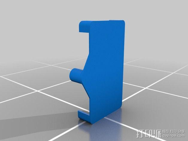 Ardupilot 2.6模块支架 3D模型  图5