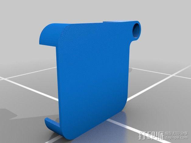 Ardupilot 2.6模块支架 3D模型  图6