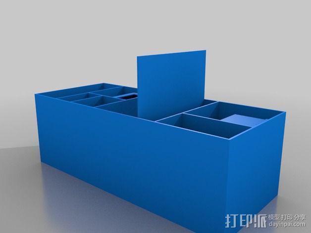 橱柜改装装置 3D模型  图1