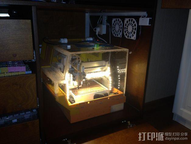 橱柜改装装置 3D模型  图6