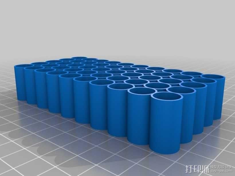 子弹托盘 3D模型  图1