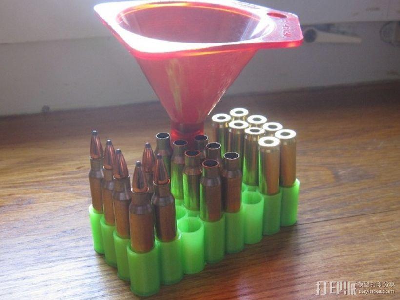 子弹托盘 3D模型  图3