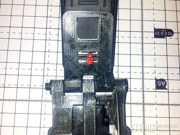 Mobius相机支架 3D模型  图5