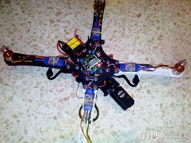 Mobius相机支架 3D模型  图7