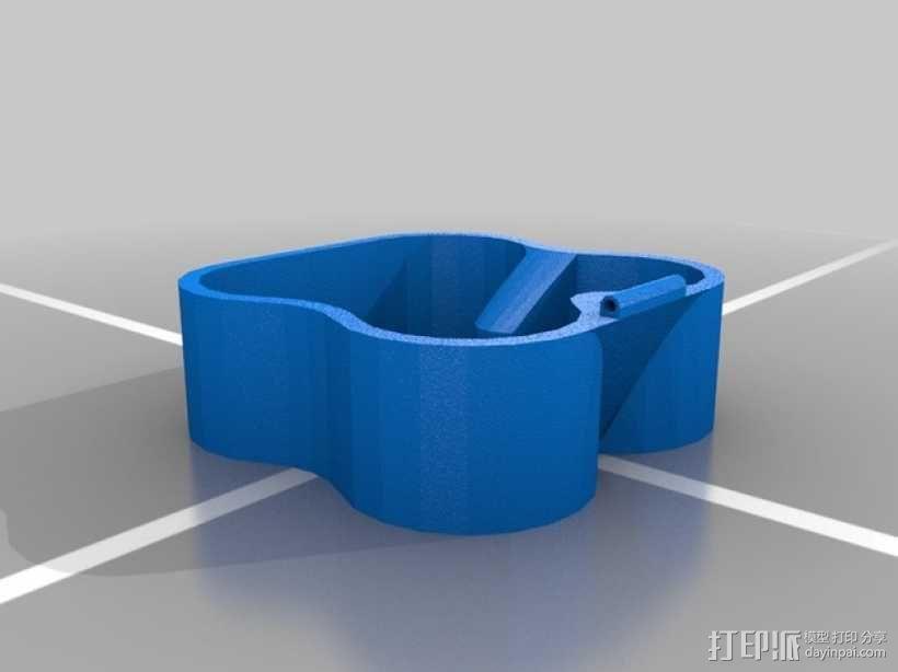 Proto X微型多轴飞行器 小盒 3D模型  图3