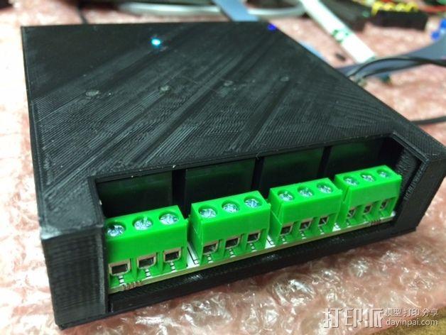 继电器外壳 3D模型  图8