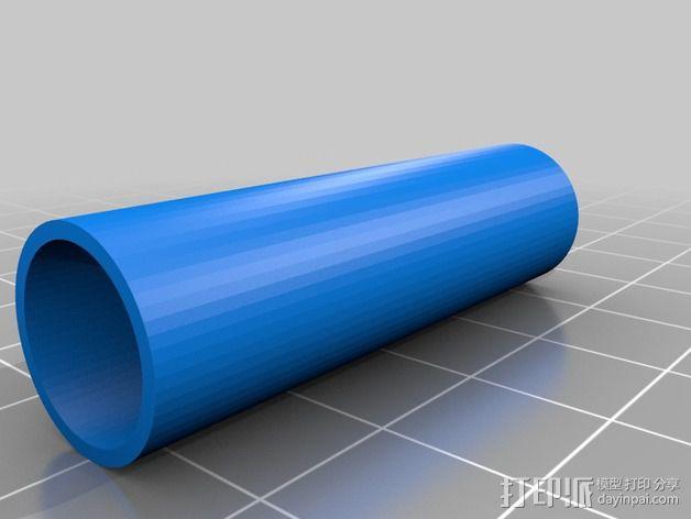 Turnigy 9X无线电发射机  3D模型  图7