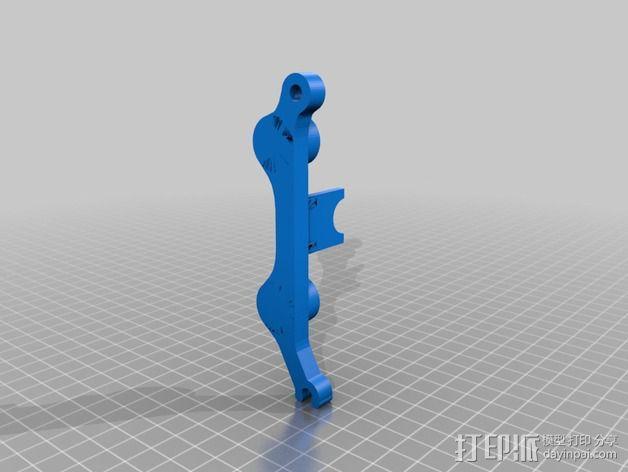 Turnigy 9X无线电发射机  3D模型  图8