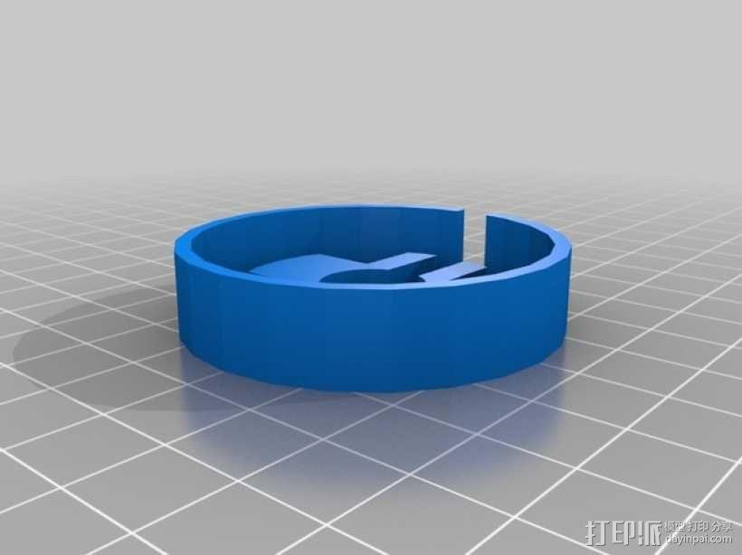 轮子 3D模型  图5
