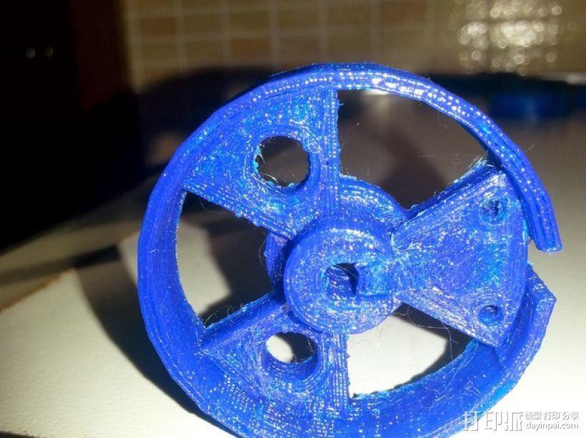 轮子 3D模型  图8