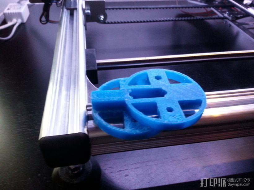 轮子 3D模型  图10